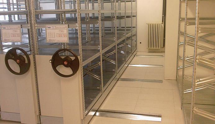 Scaffalature Metalliche Venezia.Scaffalature Metalliche Padova Vicenza Treviso Venezia